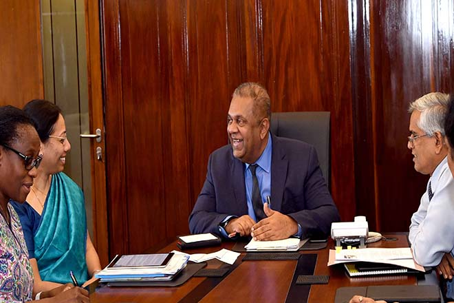 World Bank commends Govt on positive social indicators, willingness to engage with climate related disasters