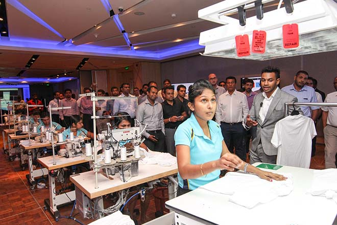 Sri Lanka's Hirdaramani IT Arm launches RES.Q | QMS for Apparel data analytics