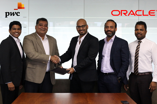 PwC Sri Lanka launches Oracle Cloud Application consulting practice