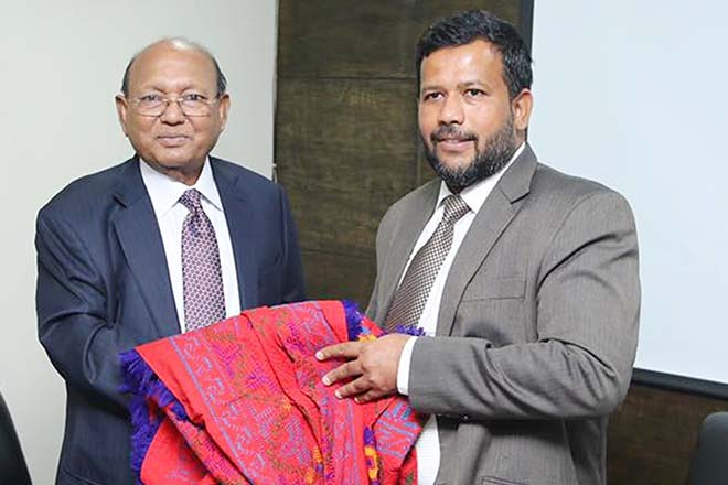 Bangladesh eyes FTA with Sri Lanka by 2018