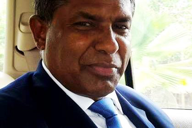 Suriyapperuma appointed Chairman of Development Lotteries Board