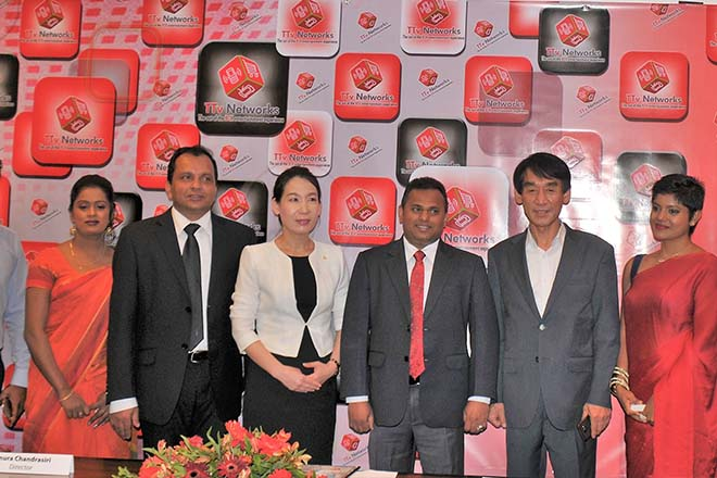 TTv launches 1st dedicated business promotion channel in Sri Lanka
