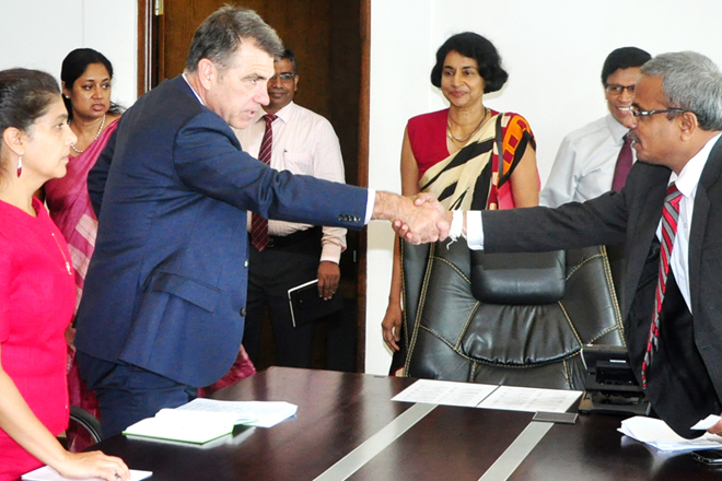 New US Trade Rep assures no major changes in trade policy on Sri Lanka