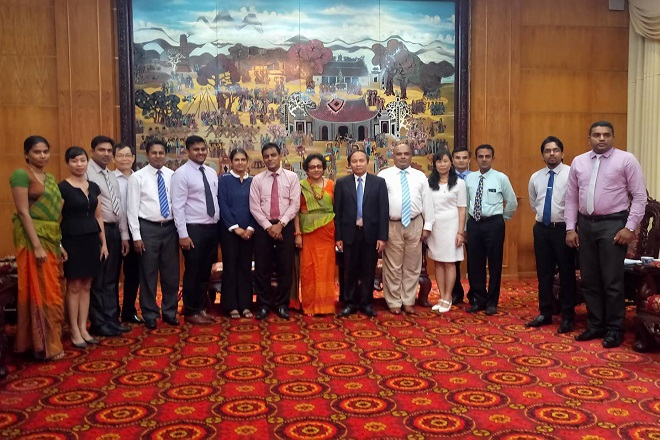 Sri Lankan delegation visits Vietnam for trade opportunities