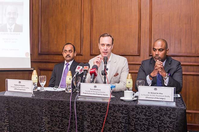 Sri Lanka to hold its own PropertyGuru Asia Property Awards in 2018