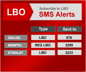 LBO SMS