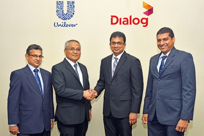 Unilever initiates partnership with Tea Smallholders Federation & Dialog
