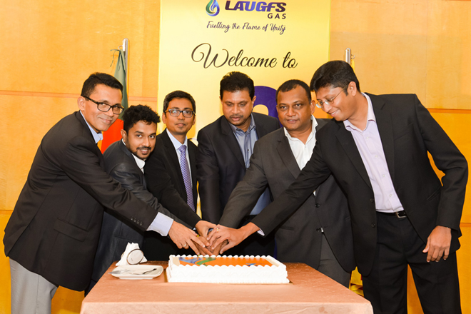 Sri Lanka's LAUGFS Gas celebrates 2 years in Bangladesh