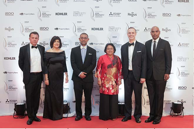 Asia Property Awards debuts in Sri Lanka: Honors industry's growing potential
