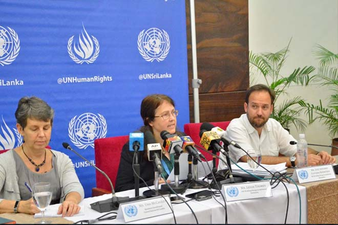 United Nation's team on torture and arbitrary detention says there are delays in justice