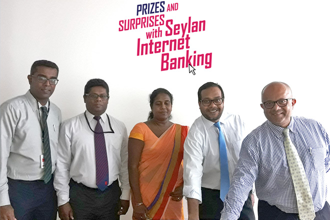Seylan Bank conducts Internet Banking Draw