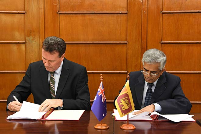 Australia provides Rs.3,850Mn in grant assistance for governance initiatives