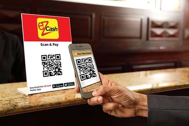 Sri Lanka's eZ Cash launches QR Functionality on App