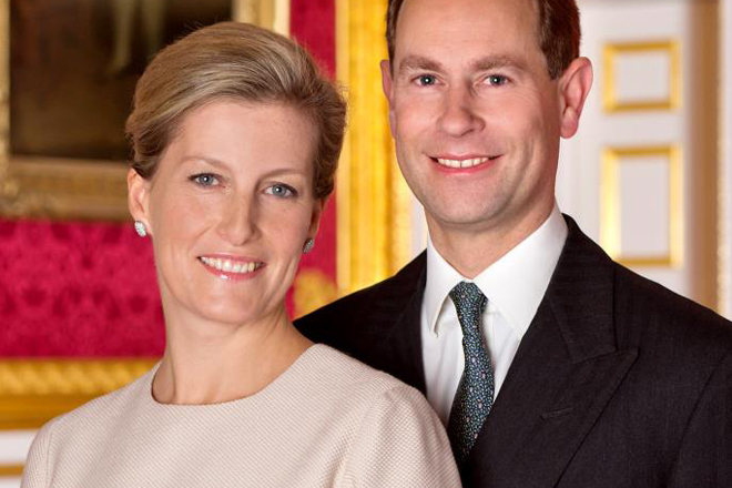 Earl & Countess of Wessex to represent Queen at Sri Lanka independence day