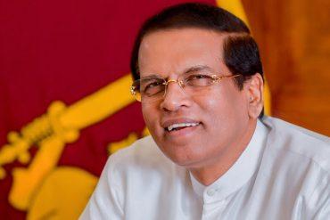 President Maithripala Sirisena to visit Pakistan tomorrow