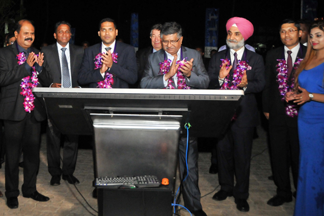 SLT launched country's first, purpose built tier 3, National Data Centre