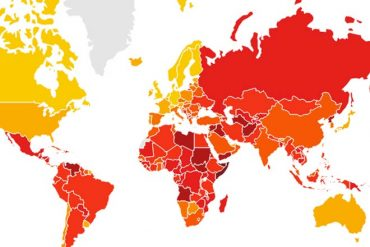 Sri Lanka up 4 notches to 91 on Corruption index