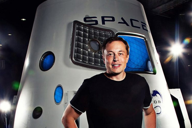 Elon Musk starts SpaceX mission to provide broadband from satellites
