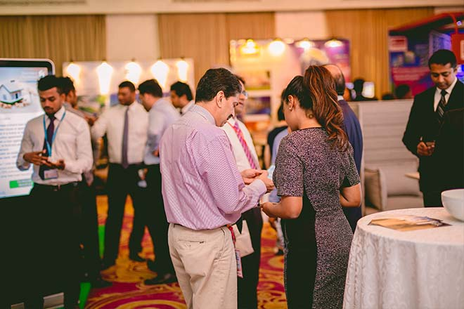 Buoyant property market witnessed at the Lanka Property Show 2018