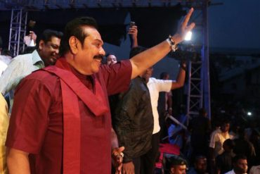 Mahinda's Pohottuwa begins it's journey with a bang
