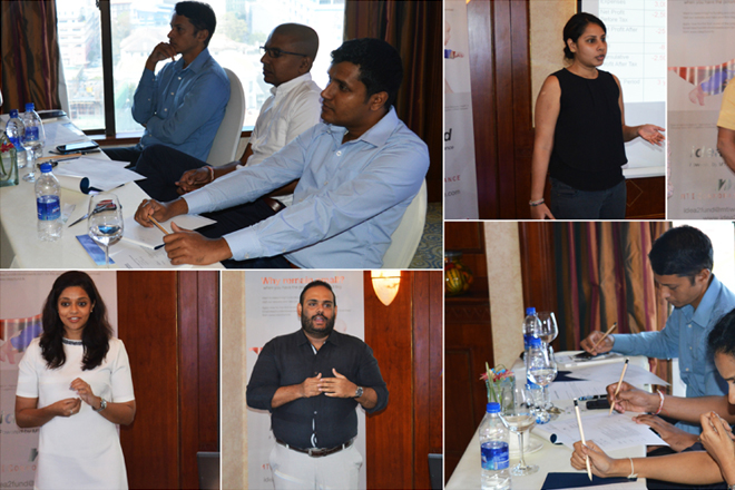 Sri Lankan start-ups pitch for MTI's idea2fund venture challenge platform