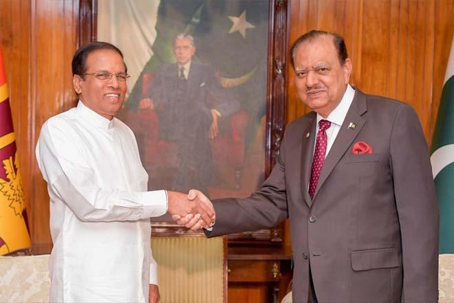 Sri Lanka – Pakistan move towards stronger ties; Signs three MoU's