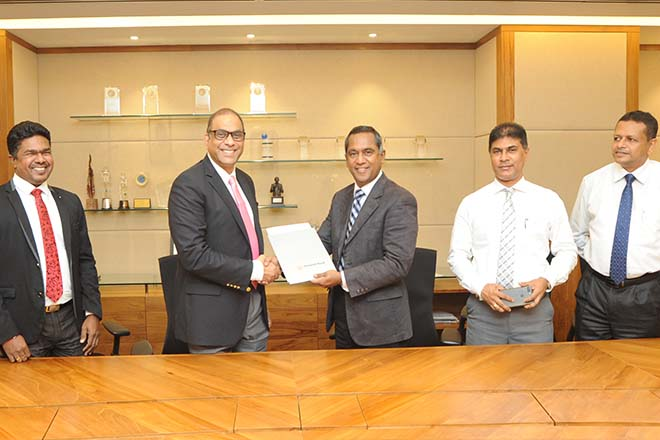 Sampath Bank and Ustocktrade LK link to simplify investment in foreign securities