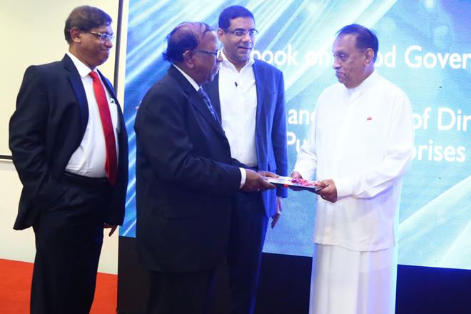 Sri Lanka launches guide to manage public enterprises