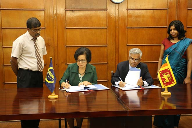 ADB, Sri Lanka sign USD210Mn loan for Mahaweli water security investment program