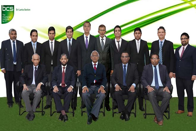 BCS Sri Lanka section appoints new Executive Committee for 2017/18