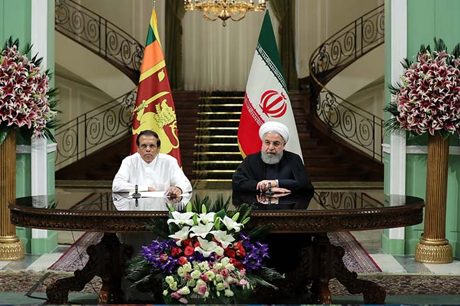 Iranian companies to provide tech and engineering services to Sri Lanka