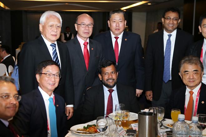 Sri Lankan FDI flow into Singapore totaled USD150 Mn in 2014