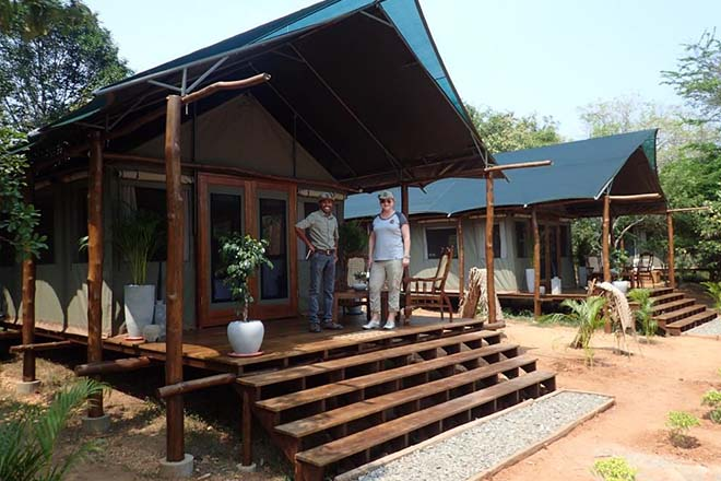 Sri Lanka Aggressor Safari Lodge begins operations
