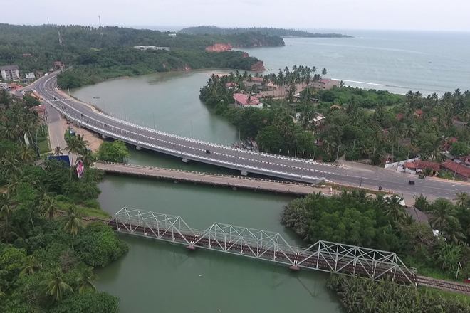 10 major bridges rehabilitated with concessionary loan from JICA