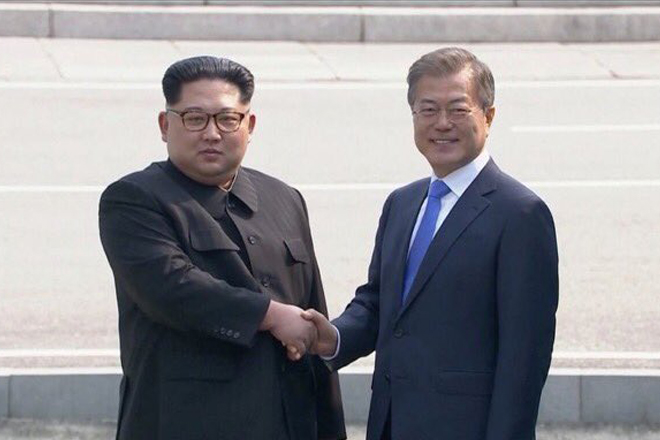 SL welcomes Panmunjom Declaration & looks forward to US-DPRK summit