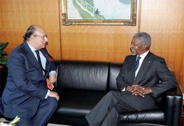 Queen's Counsel Sir Desmond De Silva Passed Away (78)