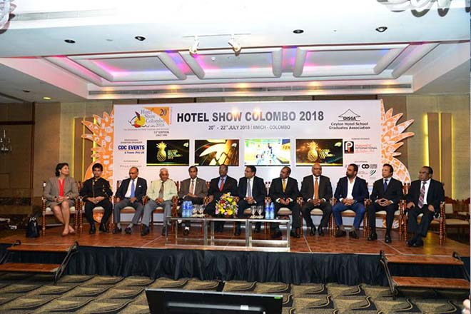 Hotel show Colombo 2018: Celebrating its 20th edition