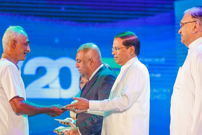 Enterprise Sri Lanka to strengthen local entrepreneurs: President