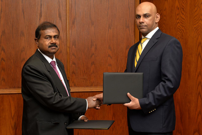 FIU signs MOU with SEC to prevent money laundering, terrorism financing