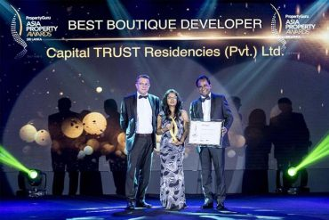 Capital Trust Residencies wins multiple awards at Asia Property Awards 2018