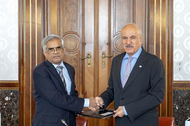 Sri Lanka's govt gets USD 50Mn loan from OPEC fund for international development