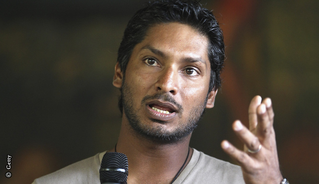 Sangakkara responds on Twitter to inaccurate quote in Ceylon Today
