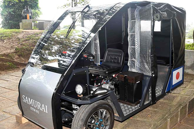 Sri Lanka to launch electric three wheelers by 2020