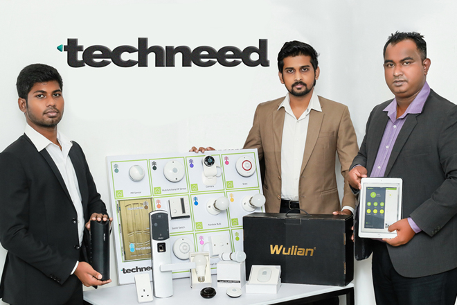 Wulian appoints Techneed as authorized distributor for IoT products in Sri Lanka