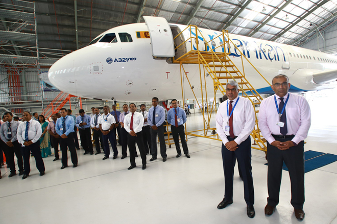 SriLankan Airlines completes acquisition of its final Airbus Neo aircraft