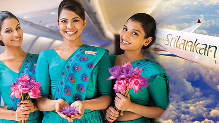 Sri Lankan not included in world's top airlines