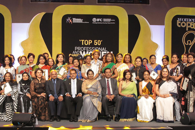63 remarkable women from Sri Lanka & Maldives recognized at Career Awards