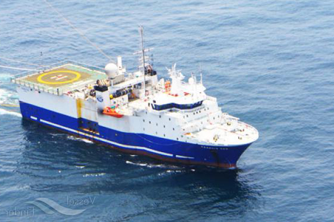 BGP Pioneer to start seismic survey for Sri Lanka's petroleum data next week
