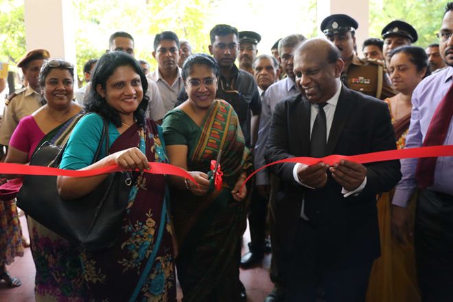 Sri Lanka's first Permanent High Court at Bar ceremonially opens
