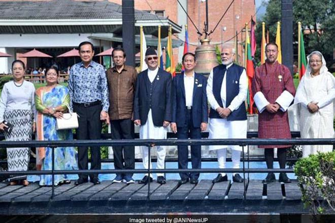 BIMSTEC leaders decide to rationalize organization